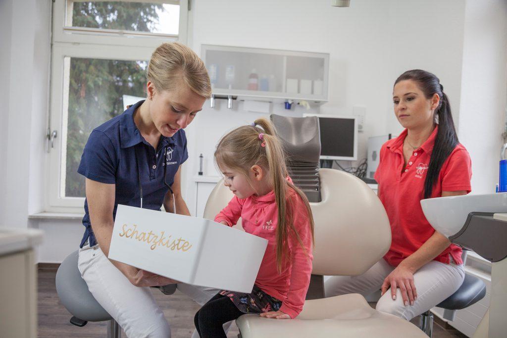 Kinderzahnheilkunde - Kinderzahnarzt Marburg | Zahnarzt Marburg